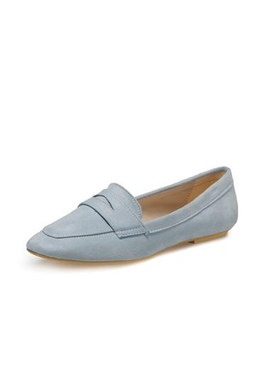 Miss F Ayakkabı Mavi